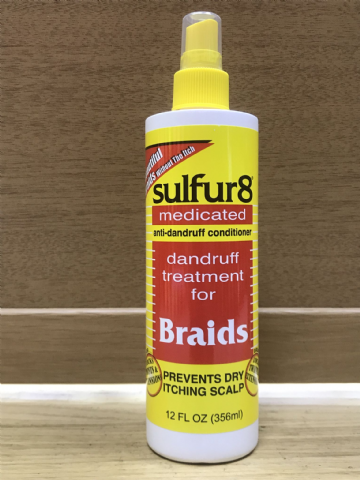 Sulfur8 Medicated  Anti-Dandruff Conditioner - 355ml
